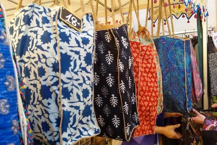 Wochenmarkt in Santanyí