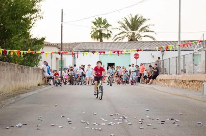 Dorffeste auf Mallorca