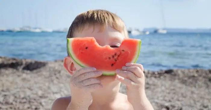 Im Juli auf Mallorca: Am Strand