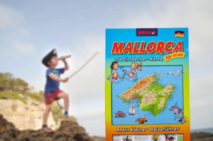 Entdecker Karte für Kinder