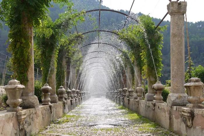 Die Gärten von Alfabia