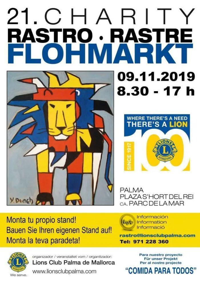 Charity Flohmarkt Palma