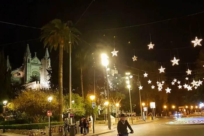 Weihnachten in Palma