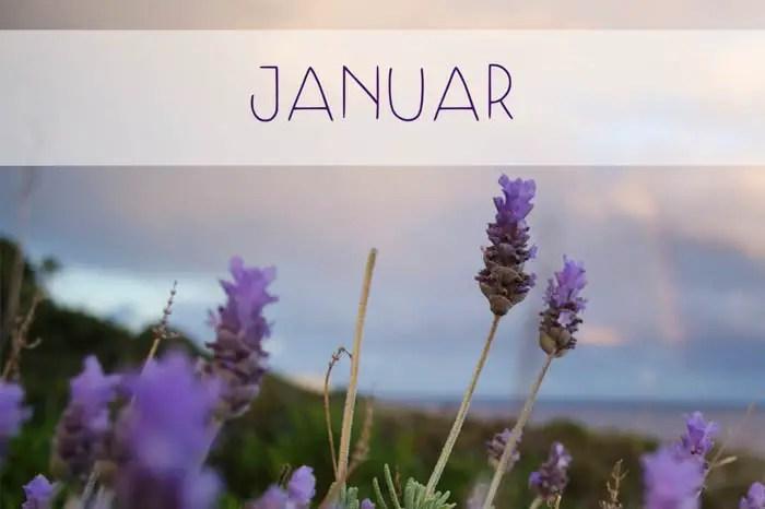 Mallorca im Januar