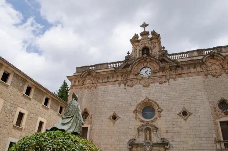 Kloster auf Mallorca: Kloster Lluc