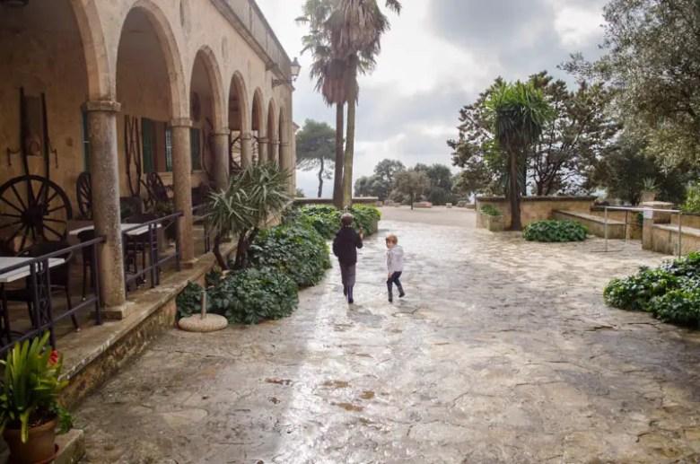 Klöster auf Mallorca: Klosterberg Randa