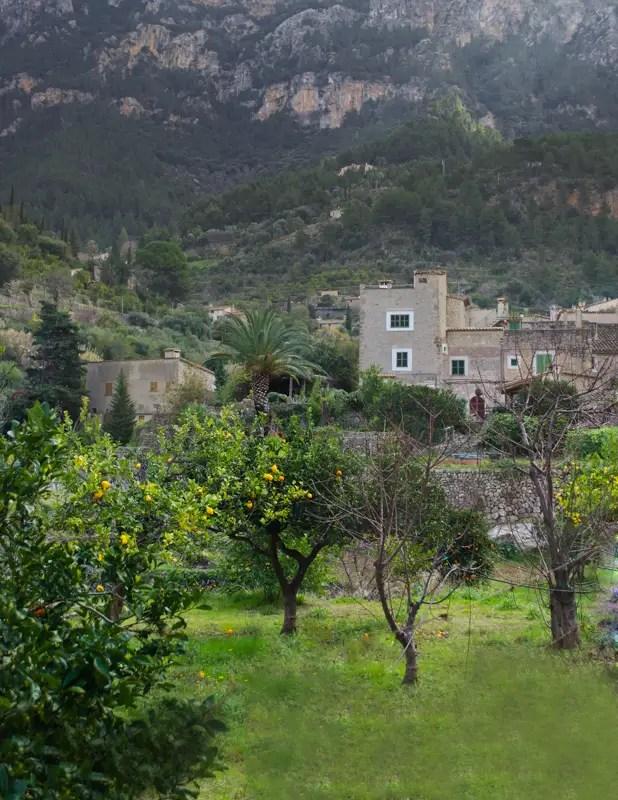 Deià auf Mallorca