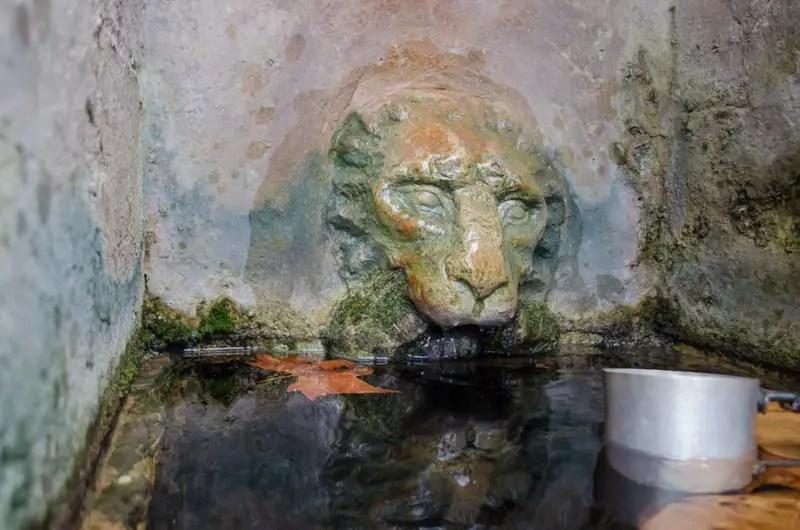 Kloster Quelle Font de s'Ermitade Betlem