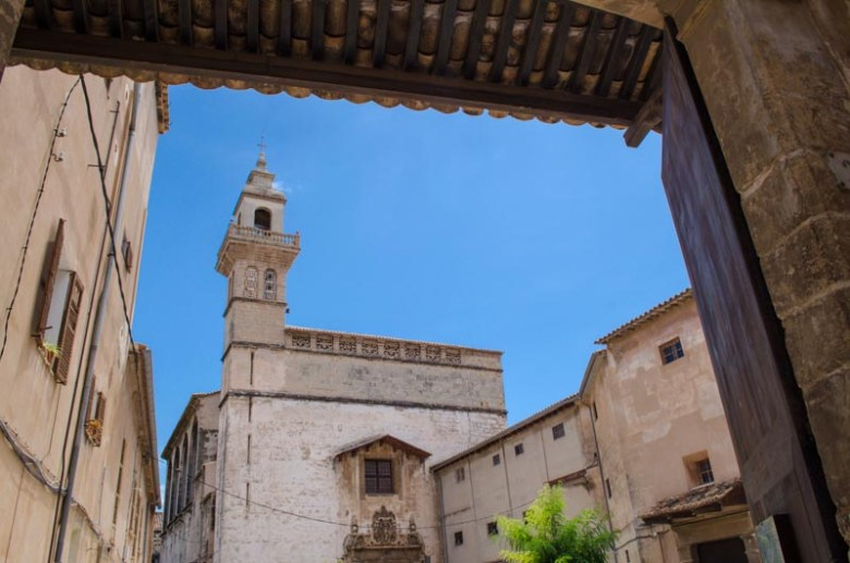 Kloster Santa Clara Palma