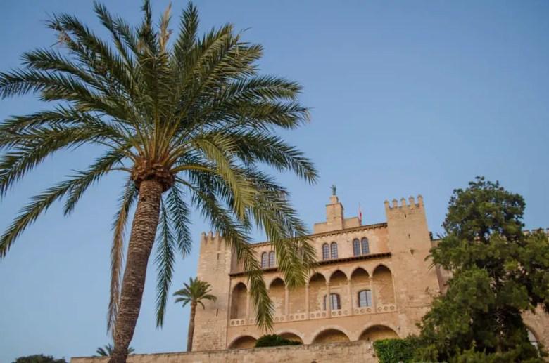 Königspalast Almudaina