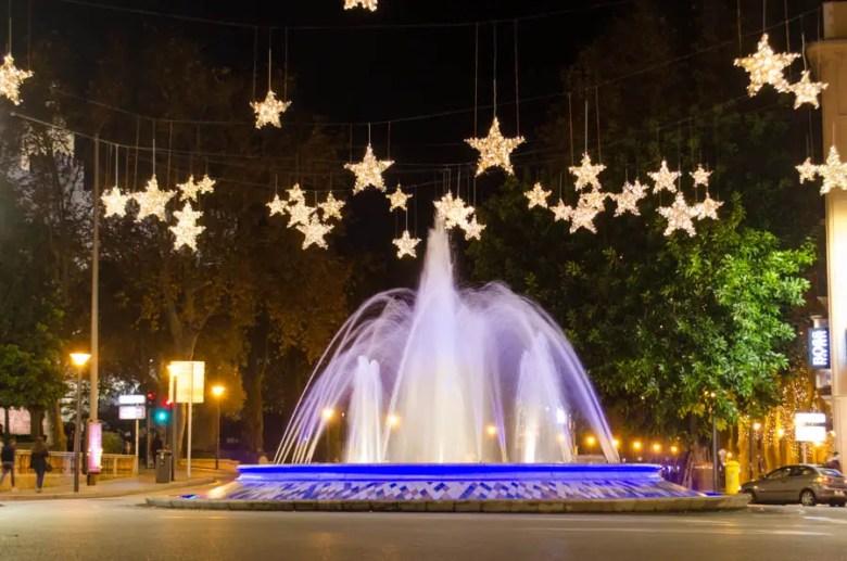 Weihnachten in Palma de Mallorca