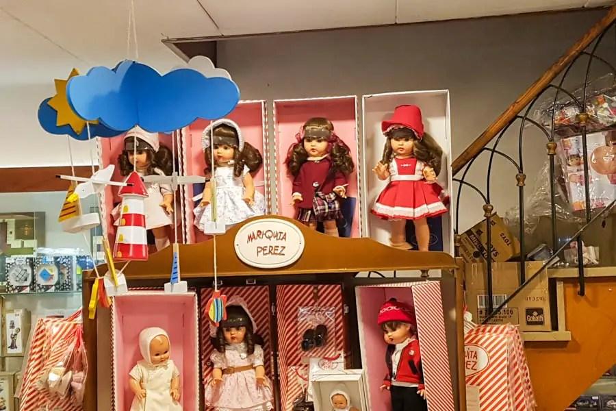 Einkaufen in Palma: La Industrial Spielzeuggeschäft