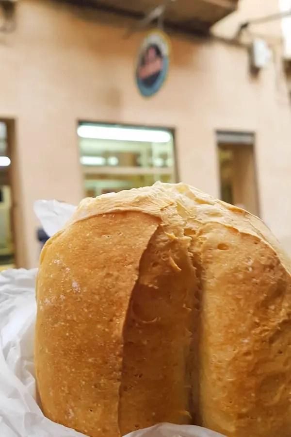 Llonguet: Brötchen aus Palma