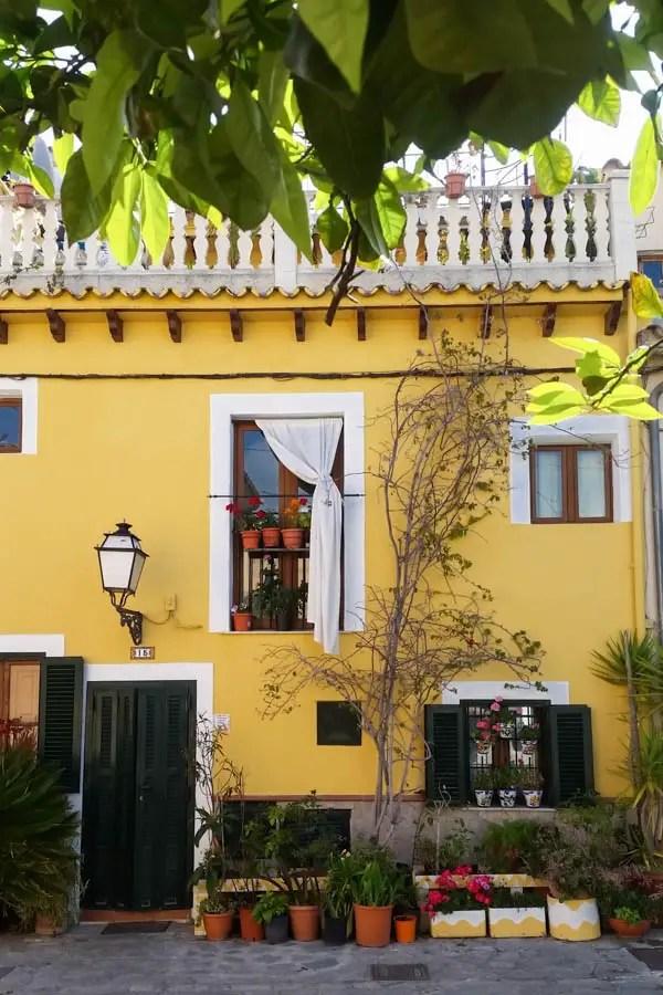 Santa Catalina in Palma de Mallorca