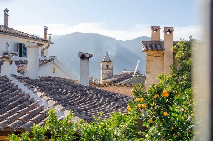 Fornalutx, Biniaraix & Binibassi: Die Dörfer im Tal von Sóller