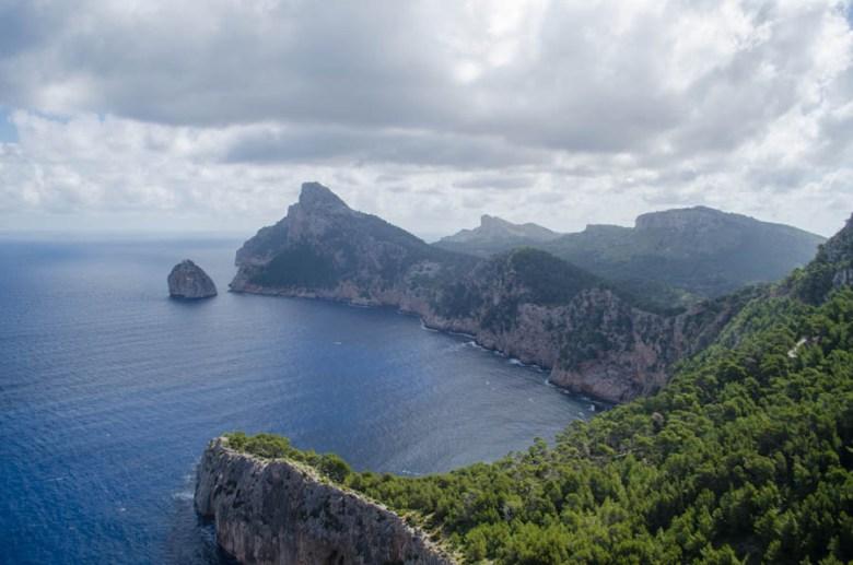 Aussichtspunkt Es Colomer am Cap de Formentor