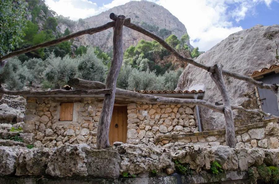Wanderung Biniaraix: Camí Vell des Barranc