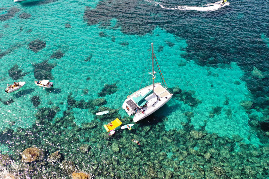SailingJona: Segelausflüge im Segelrevier von Santa Ponça