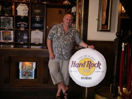 Hard Rock Cafe, Dubai - at Tolfalas.com