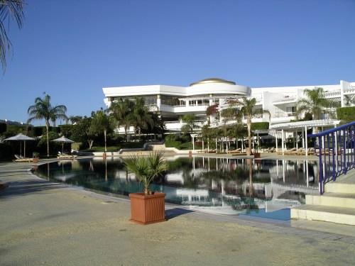 Pool at the Ritz Carlton, Sharm el Sheik - from Tolfalas.com