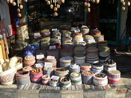 Spices at Sharm el Sheik - from Tolfalas.com