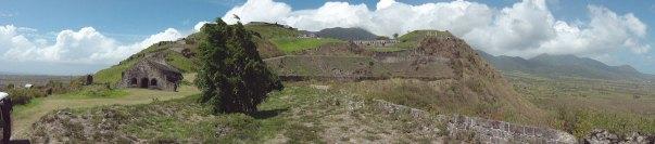Tolfalas - Brimstone Hill Fort - St Kitts