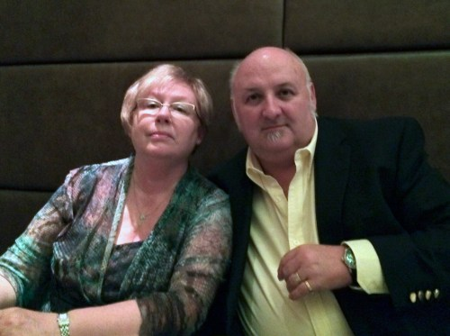 Christmas Dinner 2013 - at the Yas Viceroy hotel