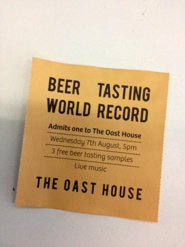 Beer Tasting Record @ Tolfalas.com