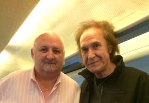 Selfie with Ray Davies @ Tolfalas.com