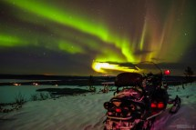 Travel In Swedish Lapland; Visiting Sweden Icehotel
