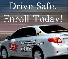 A1 driving school Mall of Asia Branch