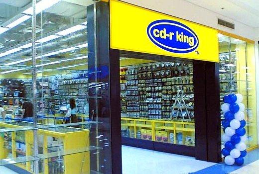 CDR-King Gaisan Fiesta Mall