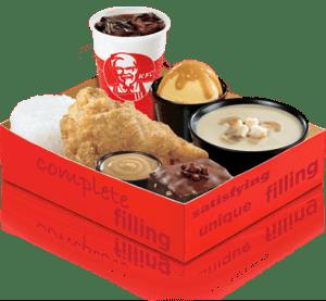 kfc lunchbox SM CIty Cebu