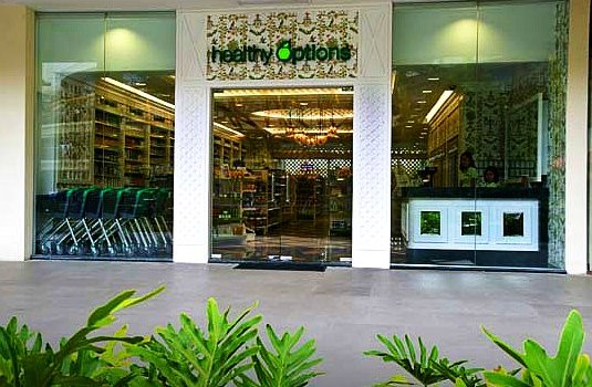 Healthy Options Ayala Center Cebu