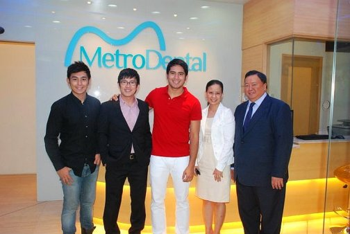 metro dental health care clinic- robinsons cybergate cebu