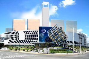 SM Seaside City Mall Cebu Philippines Front