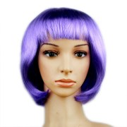 women's fashion light-purple short