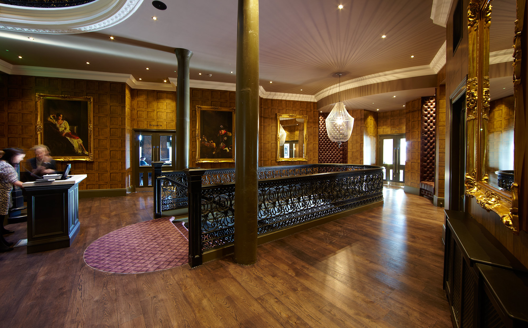Rooms From 99 Book A Winter Stay At Malmaison Dundee