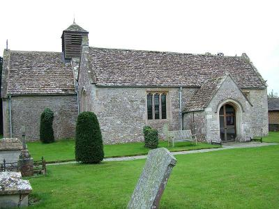 St John the Baptist, Brokenborough