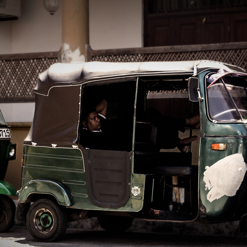 Tuk Tuk Break