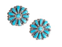 Turquoise Earrings Ippolita Rock Candy 18 Karat Gold ...