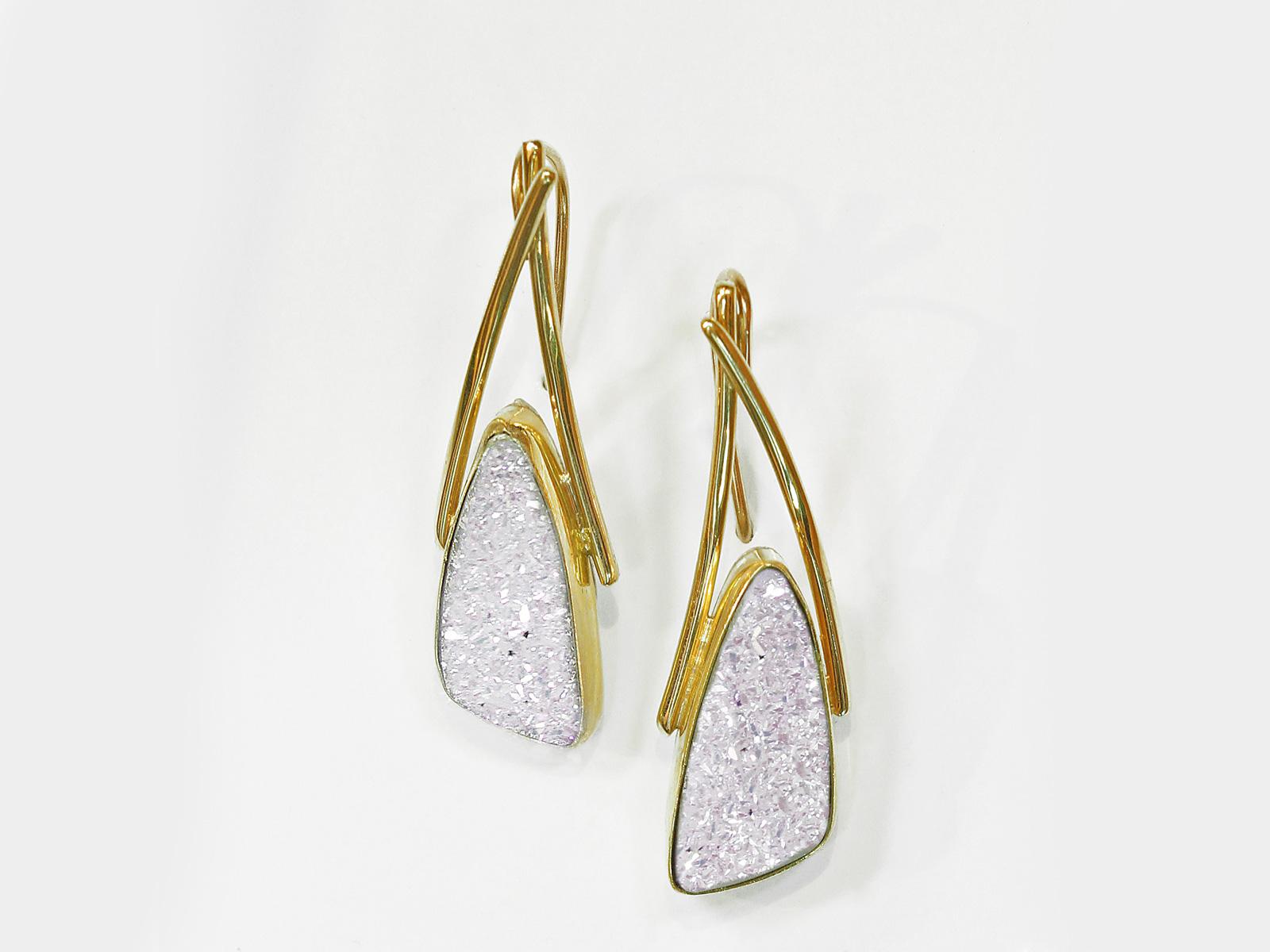 Drusy Earrings Tis The Season For Savings On Drusy