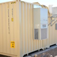 Air Conditioner Container Excel Swim Lane Diagram Template Editable Types Of Hvac Systems For Storage Albuquerque Nm