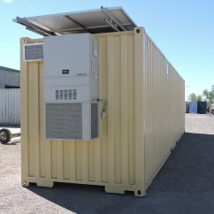 Air Conditioner Container Kenworth W900 Radio Wiring Diagram Types Of Hvac Systems For Storage Albuquerque Nm