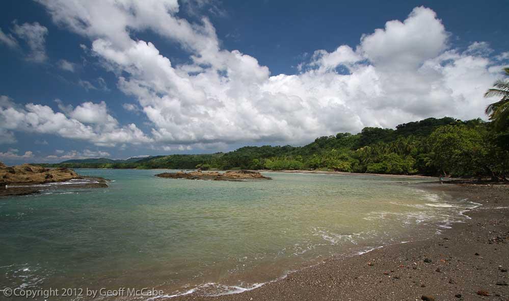 Beaches of the Southern Nicoya Peninsula Costa Rica