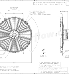 30102120a spal 16 407mm cooling fan va18 ap70 ll 86a 12v 1918 wiring diagram for spal 30102120 [ 1911 x 1353 Pixel ]