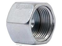 """S.20861 Hydraulic Blanking Cap Adaptor ORFS 1.3/16""""UNF"""