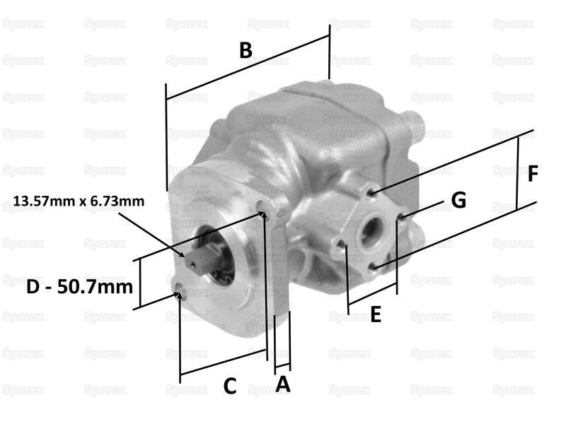 S.71966 Kubota L Series Compact L1802, L2002, L2202