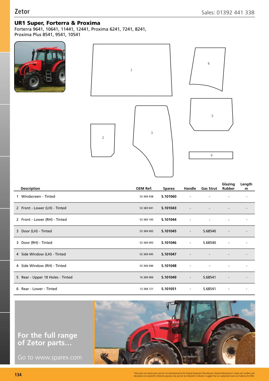hight resolution of s 70330 cab glass cb17 134