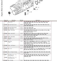 parts lists david brown engine page 26  [ 893 x 1263 Pixel ]